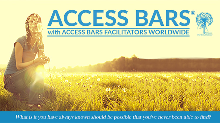 WELCOME TO THE ACCESS BARS | Access Consciousness